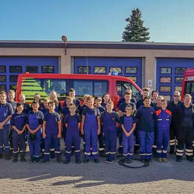 Unterstützung der Feuerwehr Lehrte / Ahlten